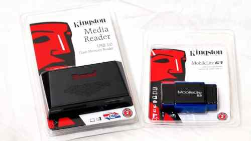 MEGATech Reviews   Kingston USB 3.0 Media Reader and MobileLite G3 Card Readers   kingstonreader 1 500x281