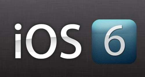 iOS 6 Update Brings Major Changes   iOS6 500x267