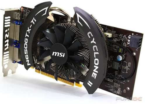 The News: Sunday, October 28 Edition   msi gtx650tipe 9 500x357