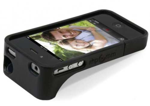Stalking Made Easy With the Mirror Case for iPhone   Mirror Case 650x460 500x353