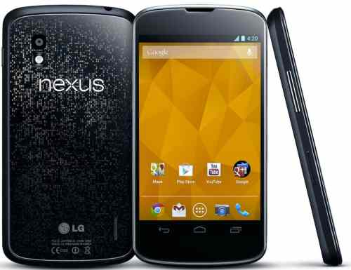LG Not Halting Nexus 4 Production