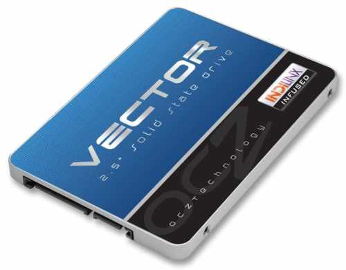 CES 2013: OCZ Vector Becomes New Flagship SSD   OCZ Vector SSD 2 500x391
