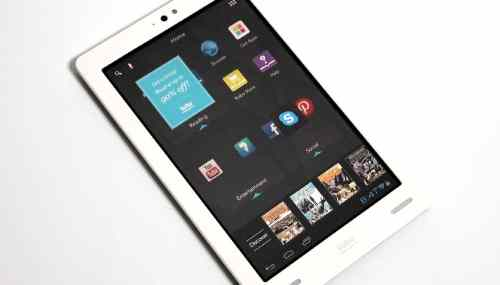 MEGATech Reviews   Kobo Arc Android 4.0.4 Tablet E Reader   kobo arc 8 500x285