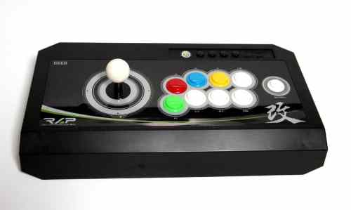 MEGATech Reviews   Hori Real Arcade Pro VX SA Kai FightStick for Xbox 360   horikai 3 500x299