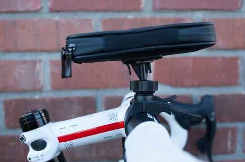 MEGATech Reviews   TuneMount Bicycle Mount 2 for Smartphone   AS3 4673 500x332