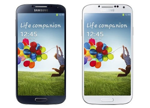 Samsung Unpacks the Brand New Galaxy S 4 in New York   galaxys4
