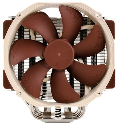 Noctua to Release Series of Single Tower CPU Coolers   Noctua NH U14S 2