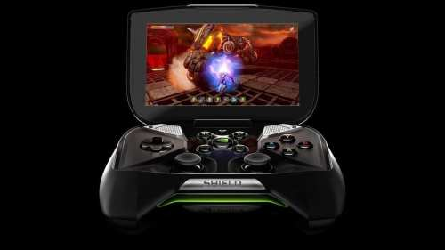 NVIDIAs SHIELD Available for Pre Order Starting May 20th   NV Shield Front Open LR 500x281
