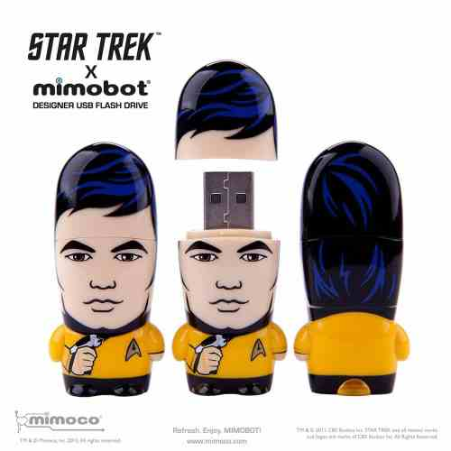 Mimoco Announces Limited Edition Sulu MIMOBOT® USB Flash Drive   sulu3up 500x500