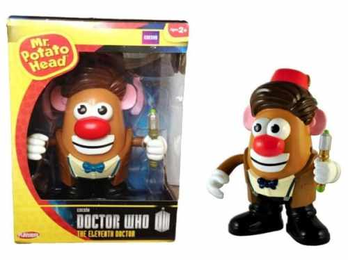 Mr. Potato Head 11th Doctor Is Full of Awesome   11th doctor who potato head 600x449 500x374
