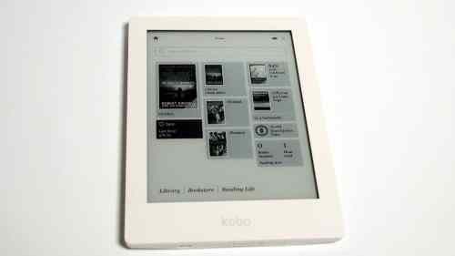 MEGATech Reviews   Kobo Aura HD E Book Reader   kobo aura 7 500x281