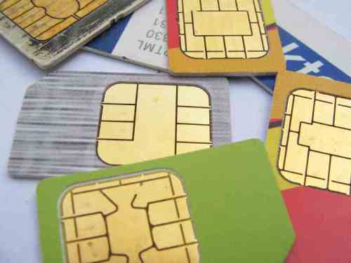750 Million Sim Cards Possibly Open to Attack   simcards gsm association 500x375