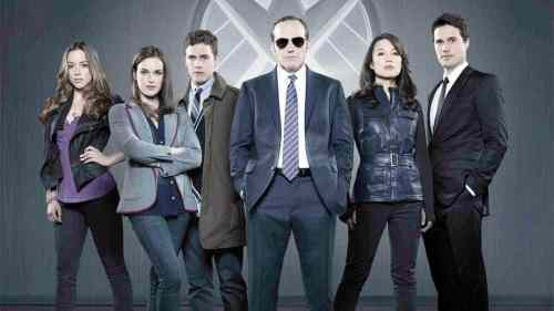 Marvels Agents of S.H.I.E.L.D. Makes Massive Debut   SHIELD cast 500x281