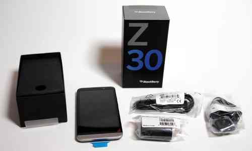 MEGATech Reviews   BlackBerry Z30 Smartphone   blackberry z30 2 500x301
