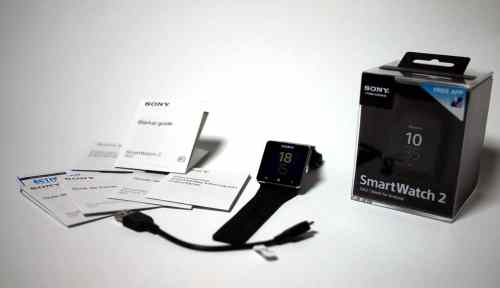 MEGATech Reviews   Sony Smartwatch 2 SW2 for Android Smartphones   sonysw2 2 500x288