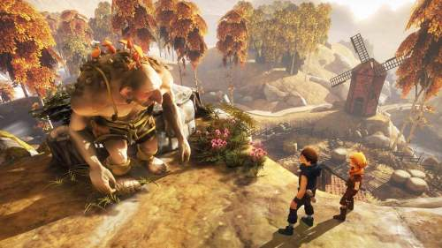 Sony Bringing Three of 2013s Best Games to PS PLus   BrothersATaleOfTwoSons 500x281