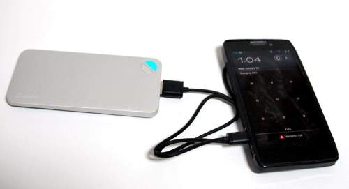 MEGATech Reviews   LUXA2 P2 5000mAh Aluminum Power Bank   luxa2p2 7 500x271
