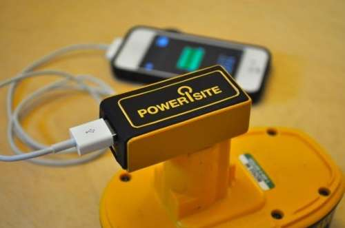 PoweriSite Lets Your DeWalt Battery Power More Than Just Your Tools   powerisite 650x431 500x331