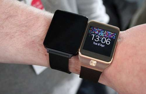LG G Watch with Android Wear Priced at $300   page g watch gear 2 500x325