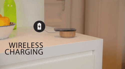 Introducing the Orée Pebble 2 Smartphone Induction Charger   Orée Pebble 2 by Oree — Kickstarter 500x278