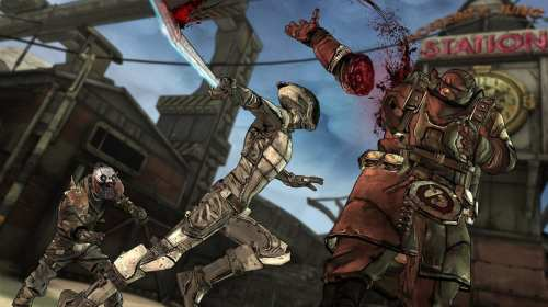 First Tales from the Borderlands Screenshots from Telltale Games   Tales Zer0 500x280
