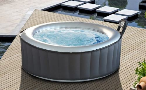 MEGATech Showcase: Summertime Beat the Heat Gear   mspa silver cloud hot tub 1 500x310