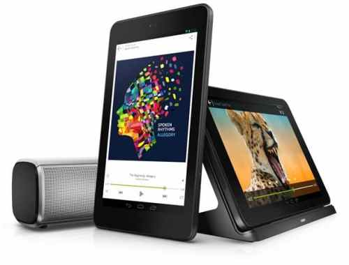 Dell Unveils Tablets, Monitors, 2 in 1s, and All in Ones   tablet venue 7 8 coming soon 1 500x380