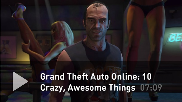 """GTAV will lead you to the true meaning of life! Also, I totally get laid whenever someone sees me playing it!"""
