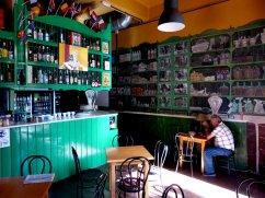Das bemalte Cafe