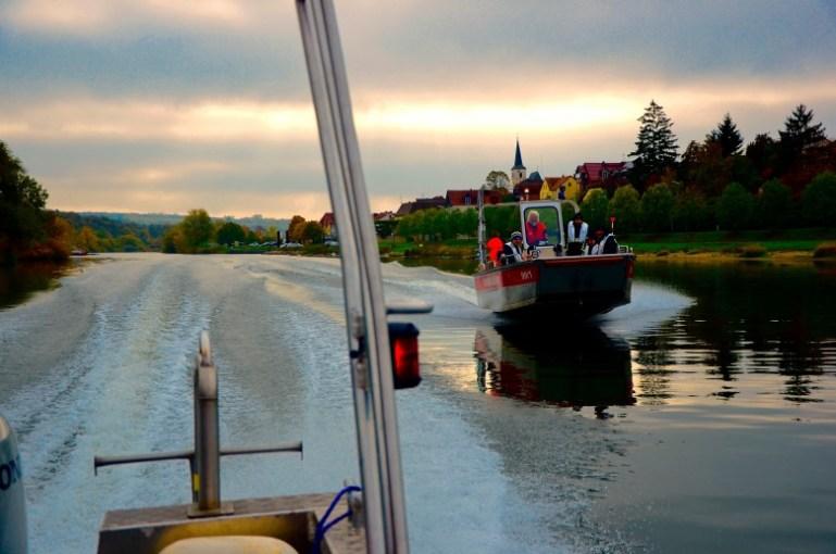 Bootsprüfung der Feuerwehr