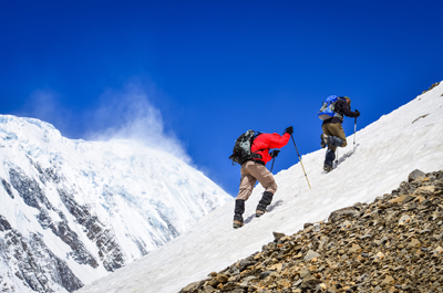 Trekking GPS Requirement