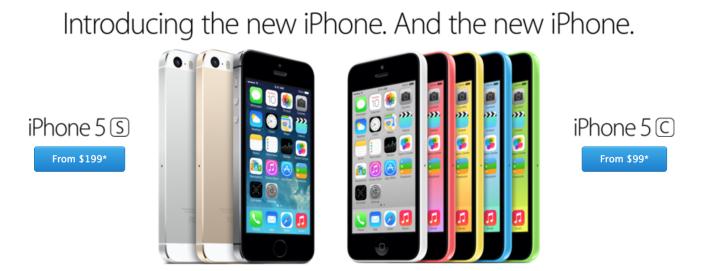 come avere iphone 5c gratis