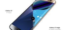 Ecco i nuovi Samsung Galaxy S7 e S7 Edge