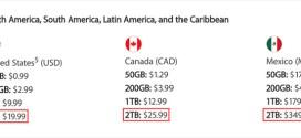 iCloud, Apple lancia un piano da 2 TB per 19,99$/mese