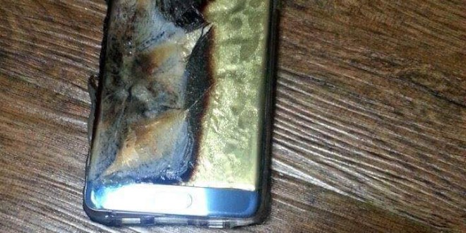 Clamoroso, Samsung blocca le vendite di Galaxy Note 7
