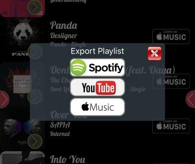 Come trasferire le playlist tra Spotify, Apple Music, iTunes e Youtube
