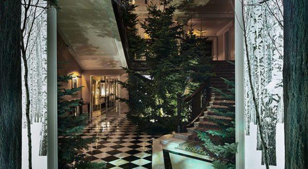 Albero di Natale senza luci, ecco quello di Jony Ive
