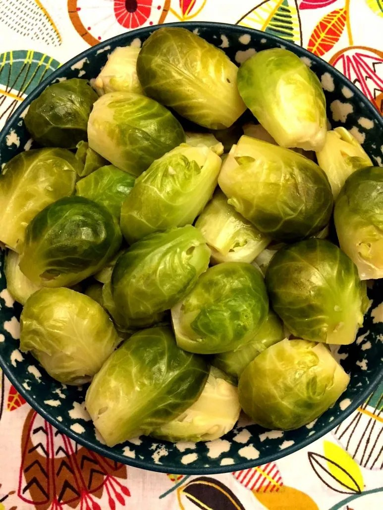 Large Of How Long To Steam Brussel Sprouts