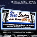 Blue Starlite: A Mini Urban Drive-In Movie Experience
