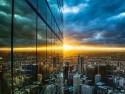 Melbourne al tramonto 600 x 450