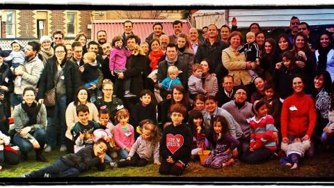 Il PicNic Invernale dei nuovi Genitori di Melbourne