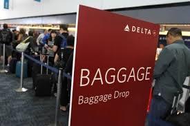 Delta baggage.