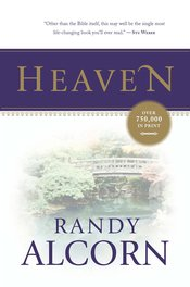 Heaven Book by Randy Alcorn