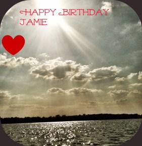 Jamie Caulk 30th birthday