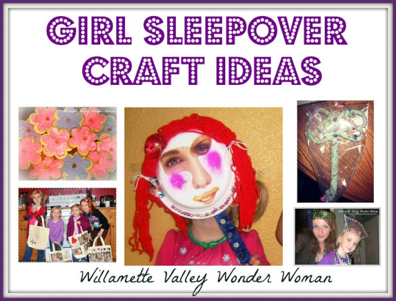 craft ideas for girls