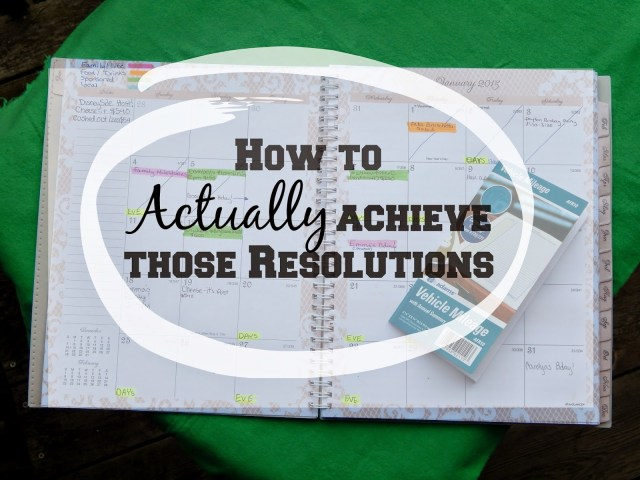How to actually achieve those resolutions // #24HourEsterC #ad #cbias