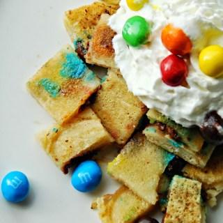 M&M's® Crispy Pancakes