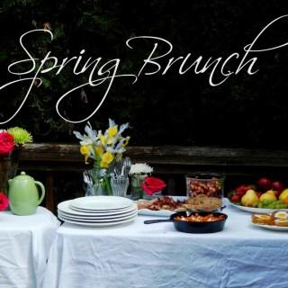 Spring Brunch Menu