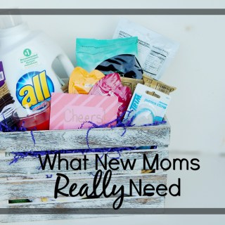 What New Moms Really Need