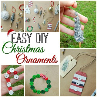 Homemade Holiday Series: Create Ornaments Together